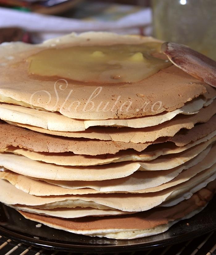 pancakes dietetice1 Pancakes dietetice, cu fructoza
