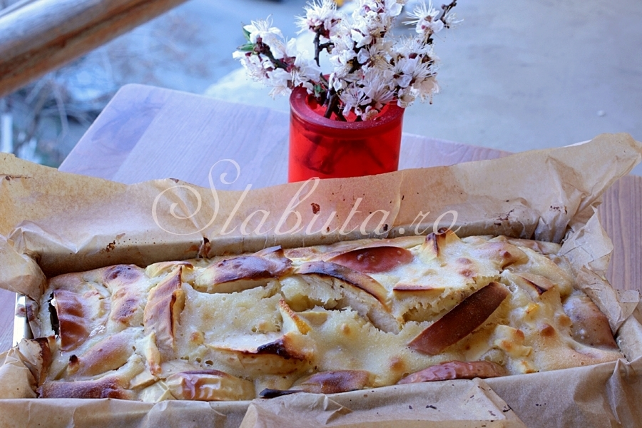 tarta dietetica mere1 Tarta dietetica cu mere