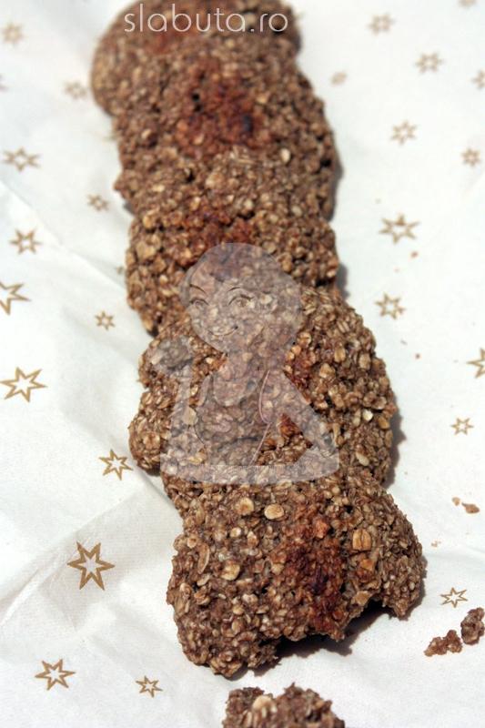 fursecuri ovaz 01 Biscuiti (fursecuri) dietetici de ovaz Slabuta