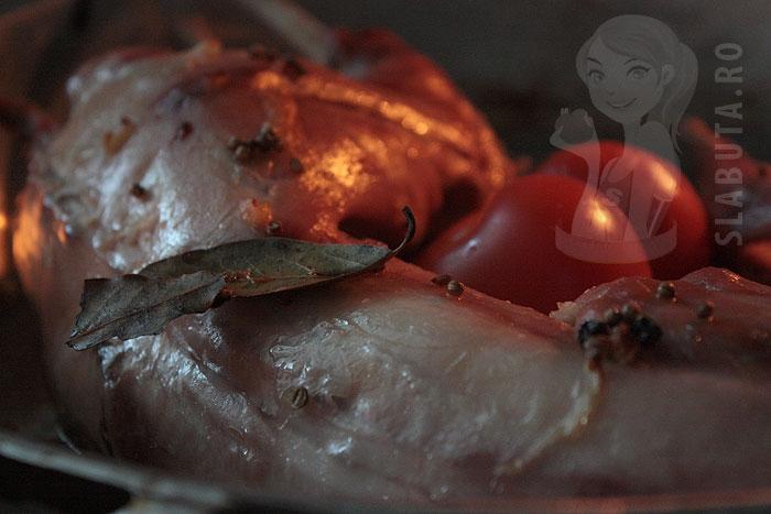 friptura iepure 01 Friptura de iepure bio Slabuta