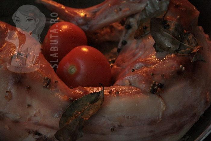 friptura iepure 02 Friptura de iepure bio Slabuta