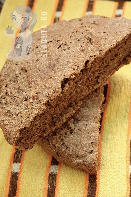 paine proteica Paine proteica de tarate Slabuta