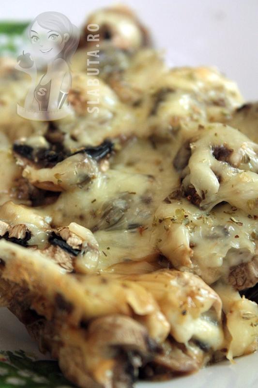 tarta ciuperci Tarta ciuperci