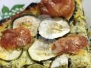 zucchini pie 130x98 Zucchini Pie (placinta cu zucchini) Slabuta