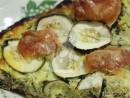 zucchini pie detaliu 130x98 Zucchini Pie (placinta cu zucchini) Slabuta
