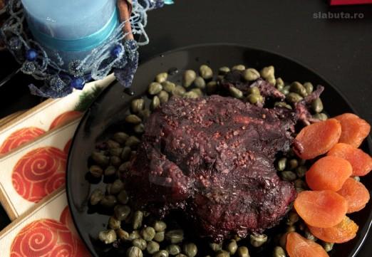 friptura-porc-01-522x361 Pulpa porc marinata (reteta Craciun)