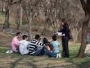 adella voluntar pentru dreptul la o viata sanatoasa 130x98 Strangere semnaturi in Parcul Lumea Copiilor