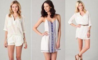 haine ideale pentru vara Cum facem fata caniculei? Sfaturi pentru o vara racoroasa